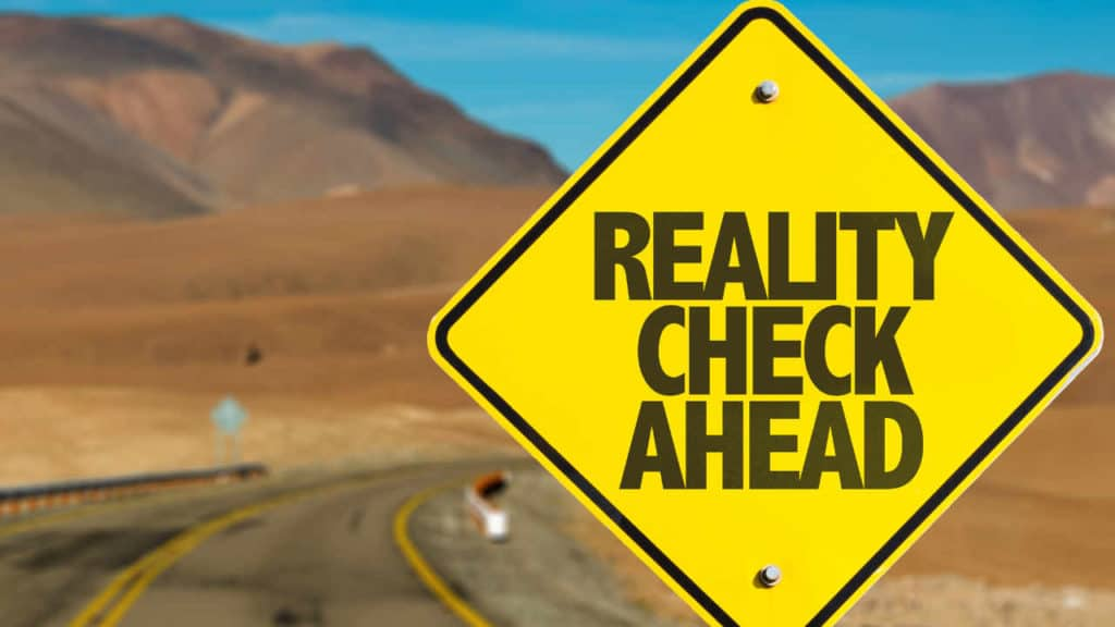 Reality Check: A Blog Is Not A Business