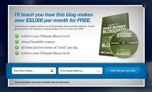 How I Got a 250% Opt-In Rate Increase With No Work... With Popup ...