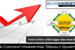 "The ""Deadly Quartet"" For Rapid Audience Growth And More Traffic"