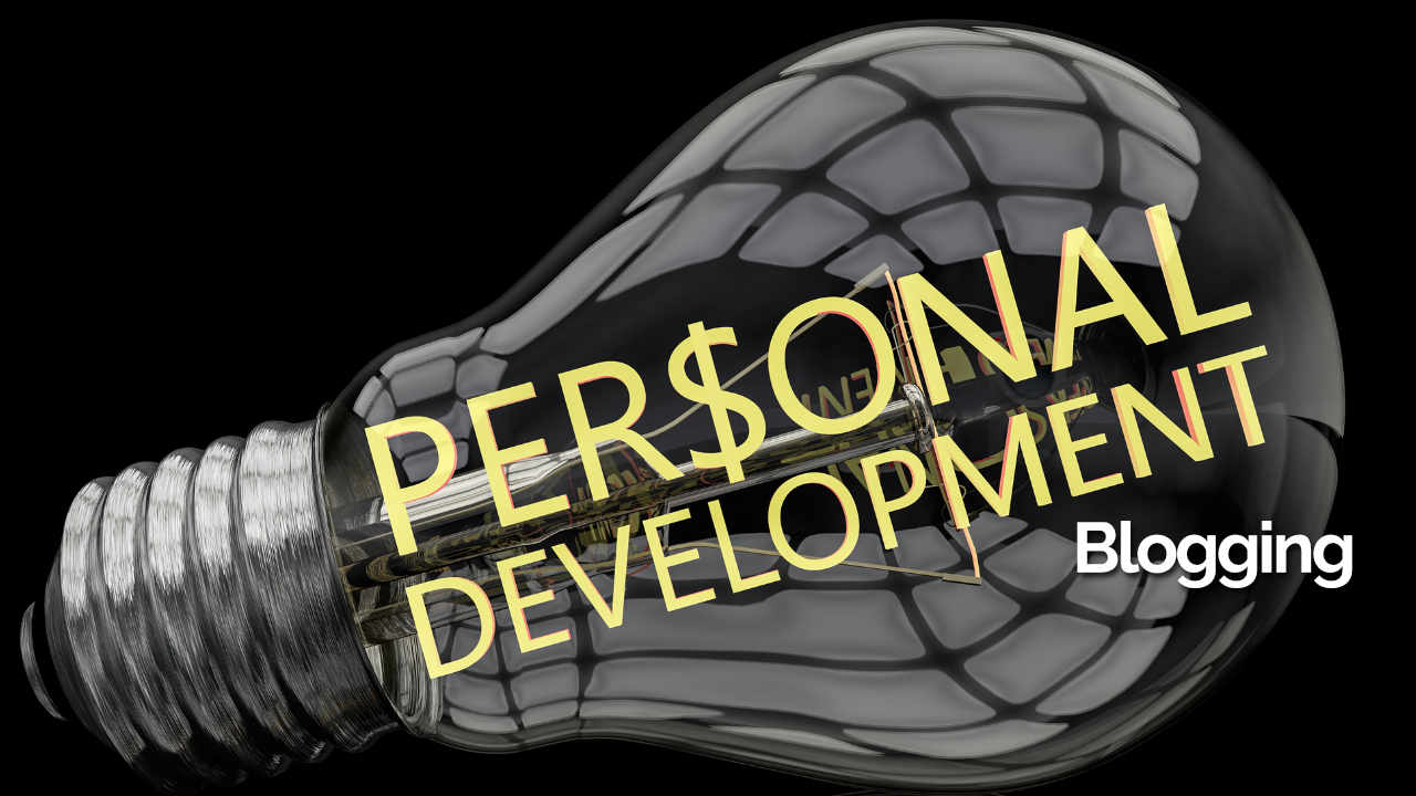 Personal Development Blogging