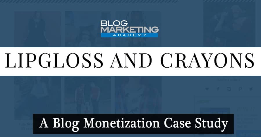 Blog Monetization Case Study – Increasing Revenue From A Fashion Blog Turned Mommy Blog