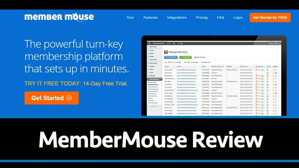 MemberMouse Review: The Good and Bad After 4 Years Of Using MemberMouse For My Business