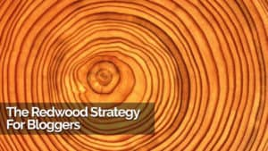 The Redwood Strategy: How To Get Massive Traffic To Your Blog With Strategic Repurposing (UPDATED)