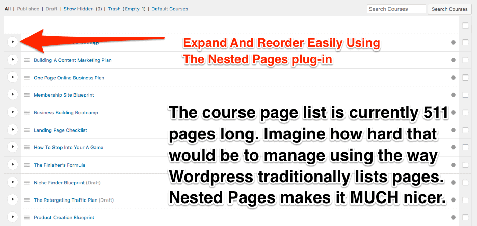 nested-pages