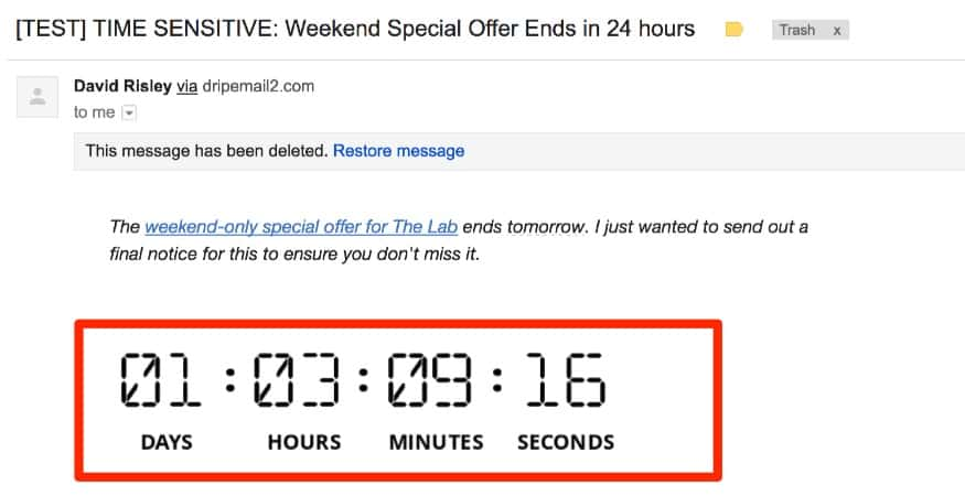 email-countdown-timer