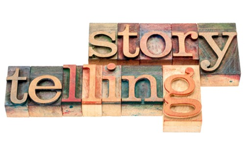 sell without selling - storytelling