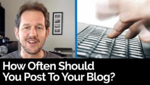 How Often Should You Post To Your Blog For SEO?