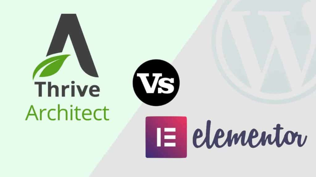 Thrive Architect Vs Elementor: A Hands-On Comparison From A Long-Time Architect User
