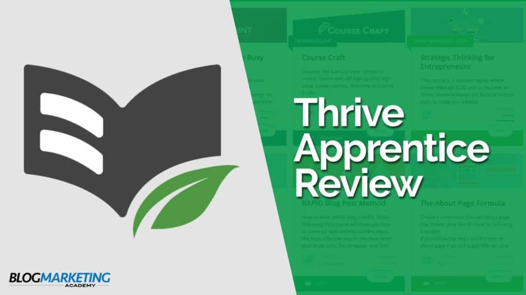Thrive Apprentice Review: What's It Like To Build An Online Course With This Tool?